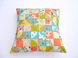 Moda Bluebird Park Cushion
