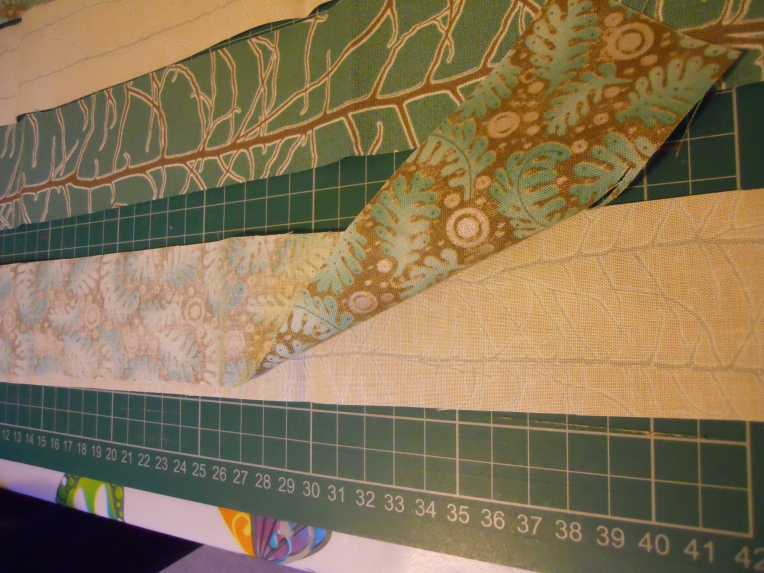 Easy Patchwork Tutorial Step 2