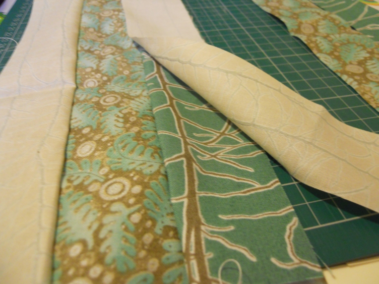 Easy Patchwork Tutorial Step 5.1