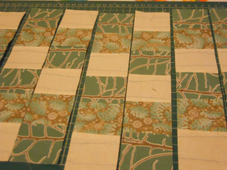 Easy Patchwork Tutorial Step 9.1