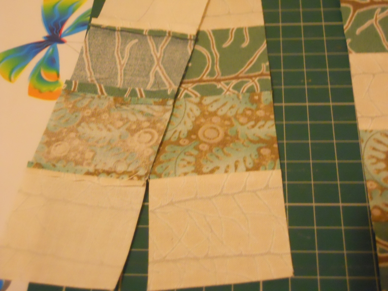 Easy Patchwork Tutorial Step 10